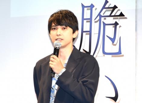 映画『青くて痛くて脆い』の公開直前イベントに出席した吉沢亮 (C)ORICON NewS inc.