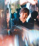 日本を代表するヒューマンビートボクサー・Daichi。ショートアニメ『SUPER SHIRO』(BEMA・TELASAにて配信中)。1話分、せりふ以外、全ての音をヒューマンビートボックスで表現する試みに挑戦(C)臼井儀人/SUPER SHIRO製作委員会