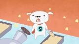 ショートアニメ『SUPER SHIRO』8月17日配信「ポポポポポップコーン」(BEMA・TELASAにて配信中)(C)臼井儀人/SUPER SHIRO製作委員会