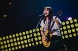 2年ぶりのバンド編成で全17曲を熱唱する矢井田瞳(写真/スエヨシリョウタ)