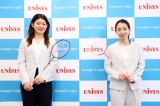 タカマツペア(左から)高橋礼華選手、松友美佐紀選手