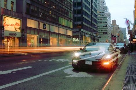 海外でよく聞く配車サービス「ウーバー」。タクシーとの違いは何か。使い方や注意点を紹介する(写真はイメージ)