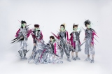 BiSHは東京スカパラダイスオーケストラとの無観客胎盤ライブ会場から中継出演