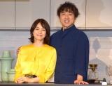 (左から)石田ゆり子、ムロツヨシ (C)ORICON NewS inc.