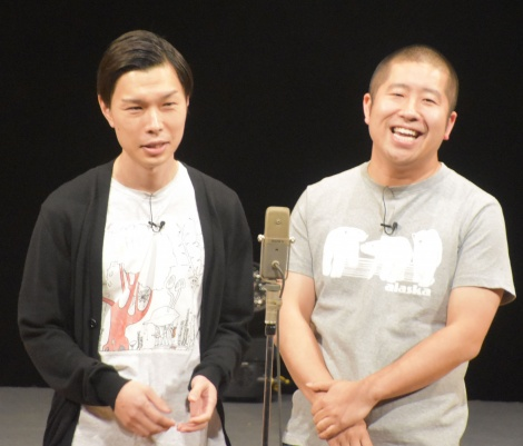『ワタナベお笑いNo.1決定戦2019』に出場したハライチ (C)ORICON NewS inc.