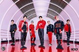 1stフルアルバム『Super One』(9月25日発売)からのシングル曲「100」を披露する