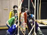 生駒里奈主演舞台『かがみの孤城』のけいこ風景 (C)ORICON NewS inc.