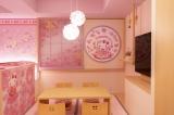 浅草東武ホテル ハローキティルーム『桜天女』室内