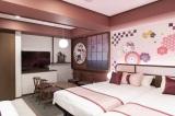 浅草東武ホテル ハローキティルーム『和モダン』室内