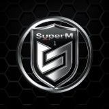 SuperMデジタルシングル「100」ジャケット