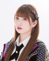 NMB48卒業を発表した1期生の吉田朱里(C)NMB48