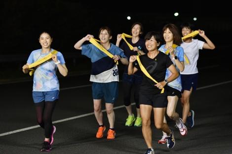 高橋尚子、募金ラン116キロを走破 募金総額は470万円 | ORICON NEWS