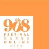『908 FESTIVAL ONLINE 2020』ロゴ