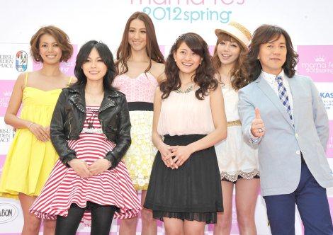 サムネイル (写真左から)中林美和、相川七瀬、道端カレン、乙葉、住谷杏奈、ダイヤモンド☆ユカイ