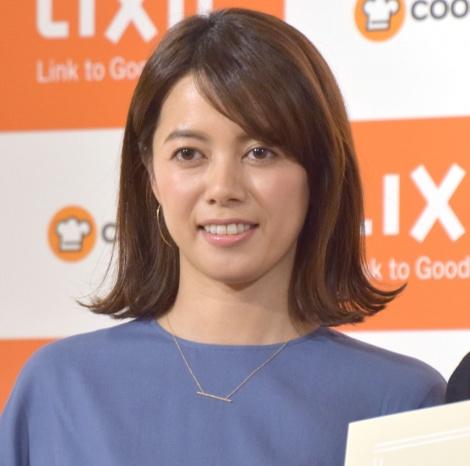 セラミックトップキッチン 新『リシェルSI』の発売記念イベントに出席した中林美和 (C)ORICON NewS inc.