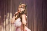 """小悪魔""""わるるん""""=『NMB48 FIRST ONLINE LIVE 2020 白間美瑠〜離れていても!みるみる▽〜』より(C)NMB48"""