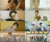 BTSが新たに公開した新曲「Dynamite」MV(B-side)より(C)Big Hit Entertainment