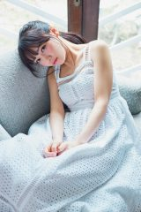 『Platinum FLASH』Vol.13表紙を飾る日向坂46・齊藤京子 (C)藤城貴則、光文社