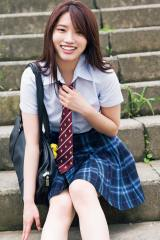 『週刊少年チャンピオン』38号の表紙を飾った古田愛理