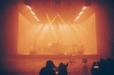 生ライブとは異なる淡い光が空間を埋めていく(撮影:横山マサト)