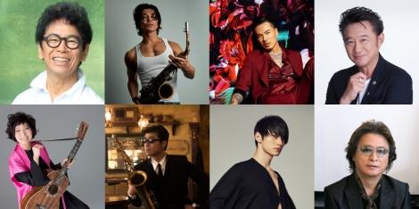 『TOKYO SPEAKEASY』31日からの出演者が決定