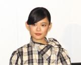映画『青くて痛くて脆い』初日舞台あいさつに出席した杉咲花 (C)ORICON NewS inc.