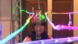 日本テレビサンバリュ特番『THE トラップハウス』の模様 (C)日本テレビ