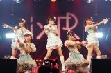 オンラインライブを開催したIxR (C)AKB48