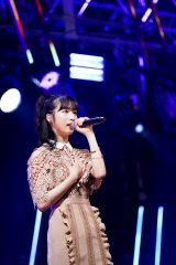 オンラインライブ『IxR Reality Reality Smile』の模様 (C)AKB48