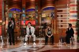 9月6日放送『関ジャム 完全燃SHOW』(左から)宮本浩次、谷中敦、TAKUMA、家入レオ