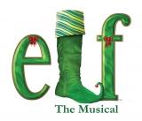 ミュージカル『ELF The Musical』ロゴ