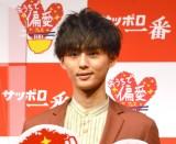 サッポロ一番「おうちで偏愛フェス」キャンペーン開始式に出席したKis-My-Ft2・藤ヶ谷太輔 (C)ORICON NewS inc.