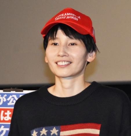 映画『華氏 119』公開記念イベントに出席した箕輪はるか (C)ORICON NewS inc.