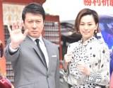 アベンジャーズに期待を寄せていた(左から)加藤浩次、米倉涼子 (C)ORICON NewS inc.