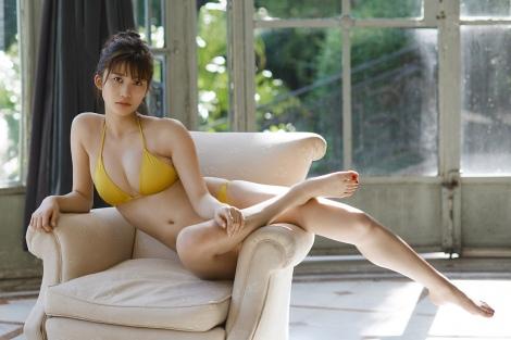 小倉優香2nd写真集が発売決定(C)熊谷 貫/集英社