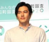 『#みんなの国勢調査キックオフイベント』に出席した要潤 (C)ORICON NewS inc.