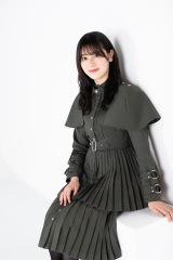 欅坂46の副キャプテン守屋茜  Photo by 田中達晃/Pash(C)ORICON NewS inc.