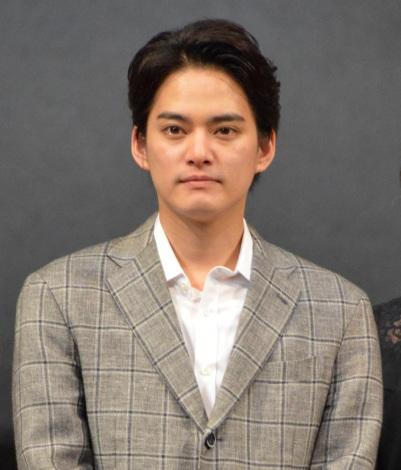 舞台『ゲルニカ』初日前会見に登壇した中山優馬 (C)ORICON NewS inc.