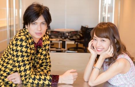 サムネイル アレクサンダー&川崎希夫妻 Photo:草刈雅之 (C)oricon ME inc.