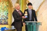 5日放送のバラエティー特番『審査員長・松本人志』(C)TBS