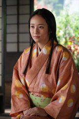 大河ドラマ『麒麟がくる』第23回(9月6日放送)より。光秀の妻・熙子(木村文乃)(C)NHK
