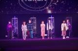ABEMAオリジナル連続ドラマ『17.3 about a sex』(9月17日配信スタート)の出演者=『第31回 マイナビ 東京ガールズコレクション 2020 AUTUMN/WINTER』