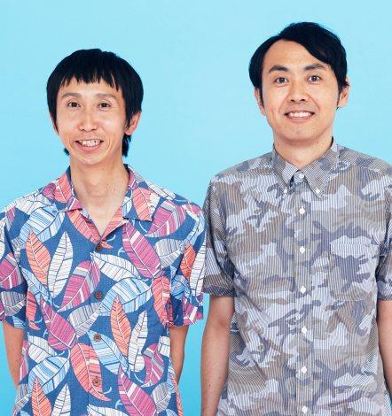 ABEMA特番『緊急リモート生放送!石橋貴明ステイホームプレミアム』に出演するアンガールズ