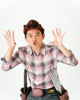 ABEMA特番『緊急リモート生放送!石橋貴明ステイホームプレミアム』に出演するハンバーグ師匠