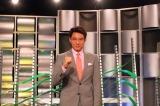 日本テニス協会強化副本部長でWOWOWテニス解説者の松岡修造 (C)WOWOW