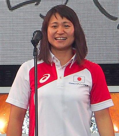 「世界水泳ロシア・カザン2015」競泳日本代表選手壮行会に出席した山口美咲 (C)ORICON NewS inc.