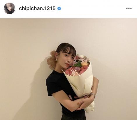 サムネイル 結婚5周年を迎えた近藤千尋(写真はインスタグラムより)