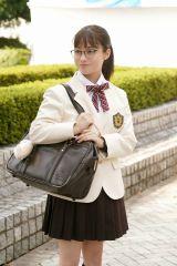 10月15日スタートの木曜劇場 『ルパンの娘』で高校生時代の美雲を演じる橋本環奈