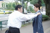 10月15日スタートの木曜劇場 『ルパンの娘』( 左から)松尾諭、瀬戸康史
