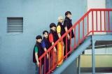 10月末をもって無期限活動休止を発表したCOLOR CREATION(左から)JUNPEI、TAKUYA、KAZ、RIOSKE、YUUTO